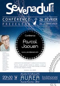 Sevenadur 2016 : conférence de Pascal Jaouen